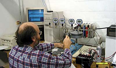 gauge calibration lab