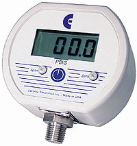 absolute vacuum gauge for food processing